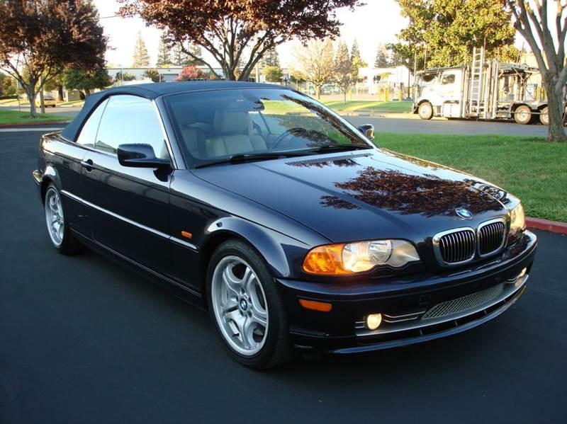 2001 BMW 3 Series 330Ci 2dr Convertible