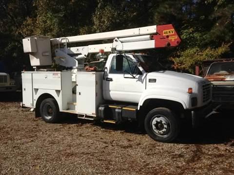 utility service trucks for sale hope ar. Black Bedroom Furniture Sets. Home Design Ideas