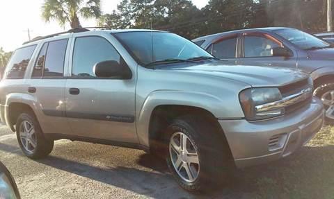 2004 Chevrolet TrailBlazer for sale in Ravenel, SC