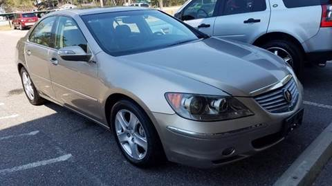 2005 Acura RL for sale in Ravenel, SC
