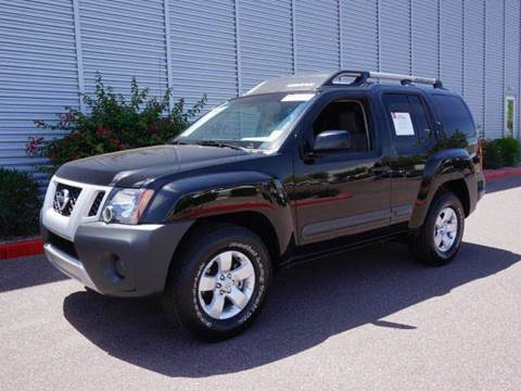 2012 Nissan Xterra for sale in Mesa, AZ