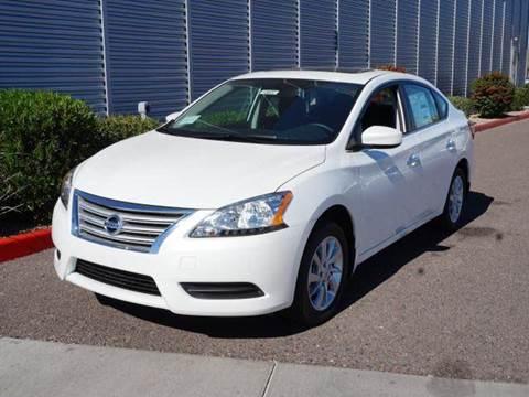 2015 Nissan Sentra for sale in Mesa, AZ