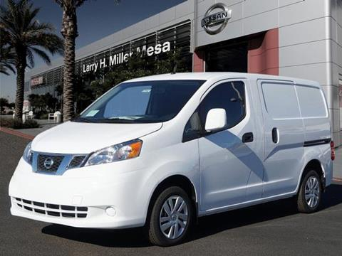 2017 Nissan NV200 for sale in Mesa, AZ