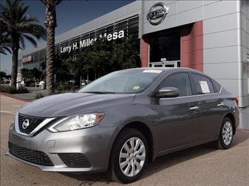 2016 Nissan Sentra for sale in Mesa, AZ
