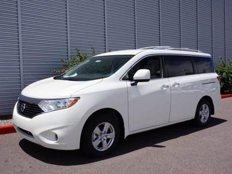 2015 Nissan Quest for sale in Mesa, AZ