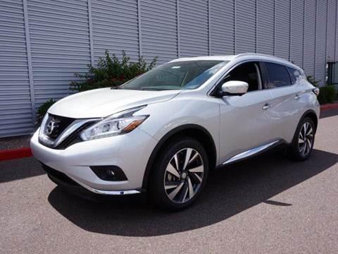 2015 Nissan Murano for sale in Mesa, AZ