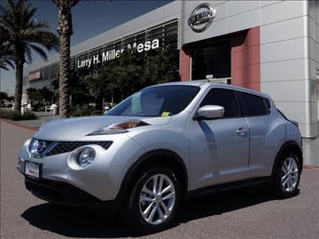 2015 Nissan JUKE for sale in Mesa, AZ