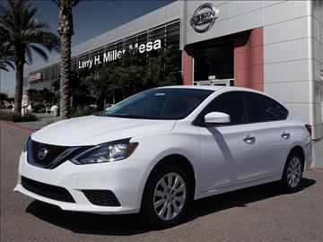 2017 Nissan Sentra for sale in Mesa, AZ