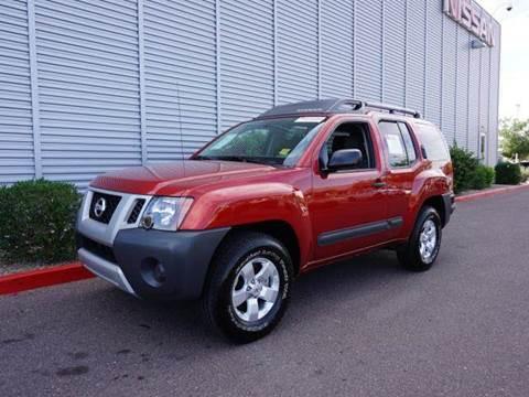 2013 Nissan Xterra for sale in Mesa, AZ