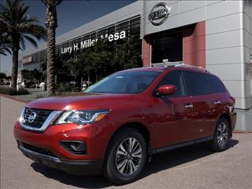 2017 Nissan Pathfinder for sale in Mesa, AZ