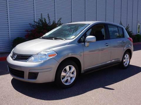 2012 Nissan Versa for sale in Mesa, AZ