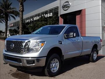 2017 Nissan Titan XD for sale in Mesa, AZ
