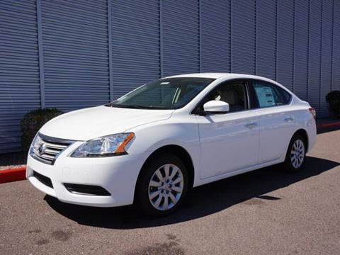 2015 Nissan Sentra for sale in Mesa, AZ