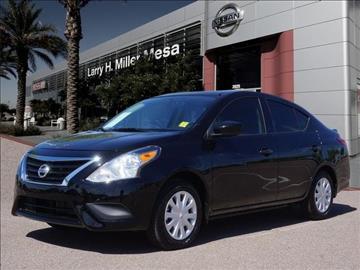 2016 Nissan Versa for sale in Mesa, AZ