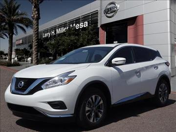 2017 Nissan Murano for sale in Mesa, AZ