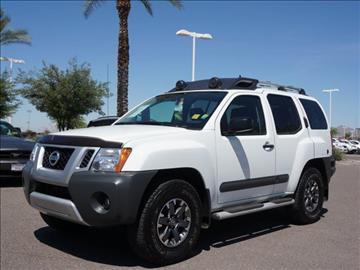 2014 Nissan Xterra for sale in Mesa, AZ