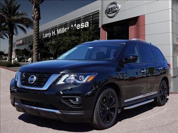 2017 Nissan Pathfinder for sale in Mesa, AZ