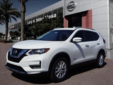 2017 Nissan Rogue Hybrid for sale in Mesa, AZ