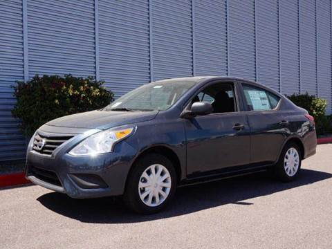 2015 Nissan Versa for sale in Mesa, AZ