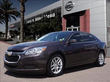 2015 Chevrolet Malibu for sale in Mesa, AZ
