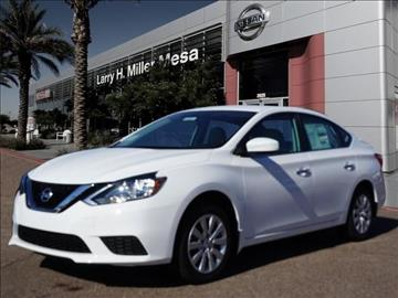 2017 Nissan Sentra for sale in Mesa, AZ