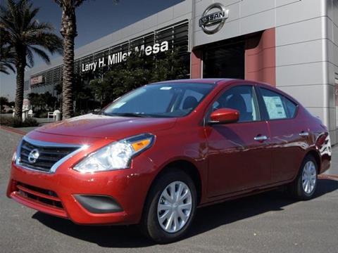 2018 Nissan Versa for sale in Mesa, AZ