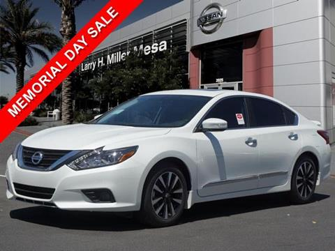 Nissan Altima For Sale In Mesa Az Carsforsale Com