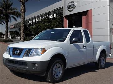 2017 Nissan Frontier for sale in Mesa, AZ