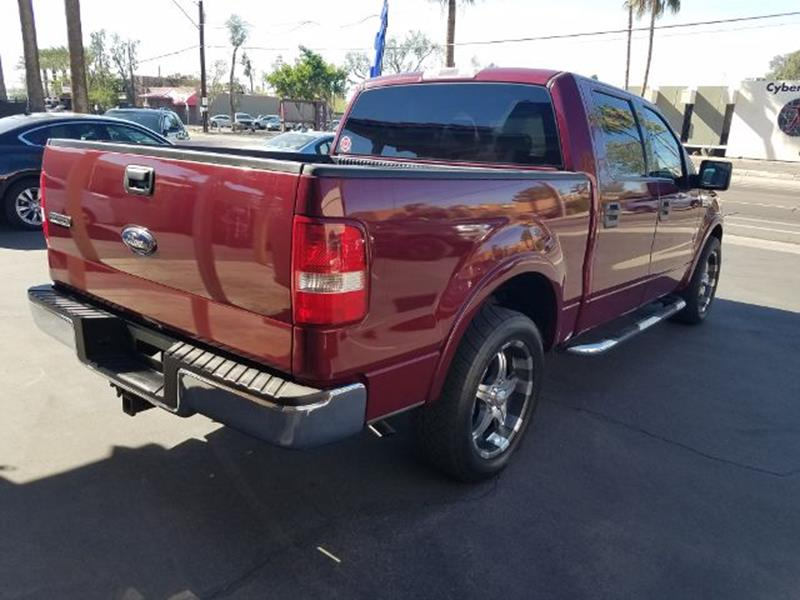 Lariat Pickup 4D finance