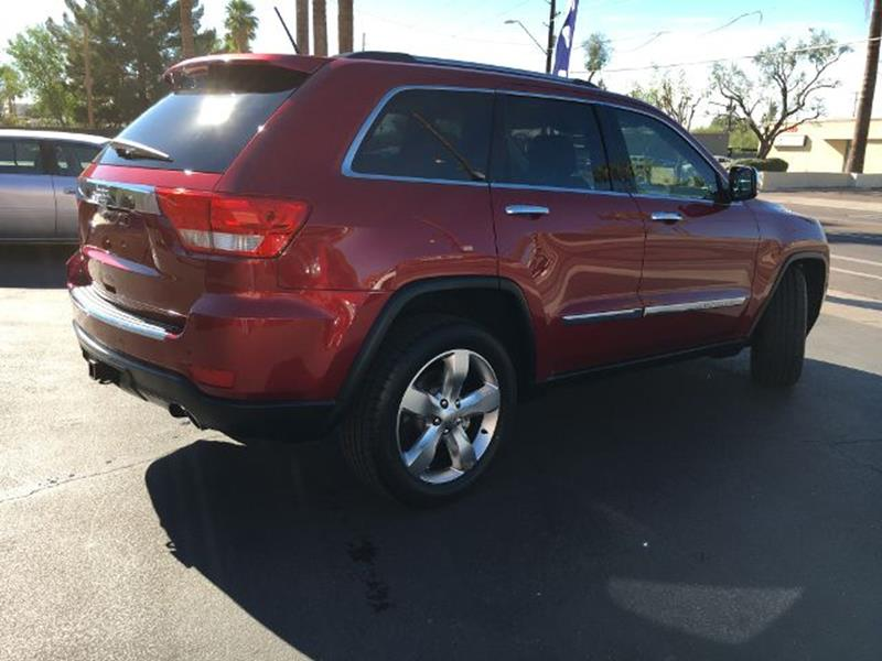 Grand Cherokee for sale in Phoenix AZ