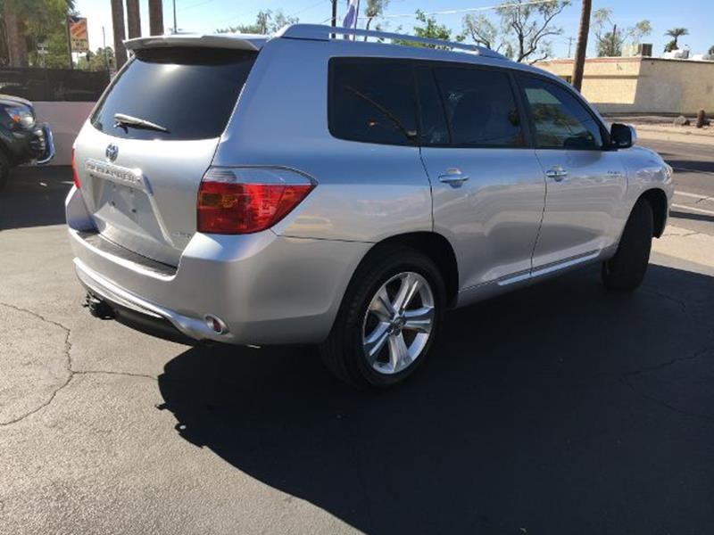 Highlander for sale in Phoenix AZ