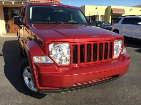 2012 Jeep Liberty for sale in Phoenix, AZ