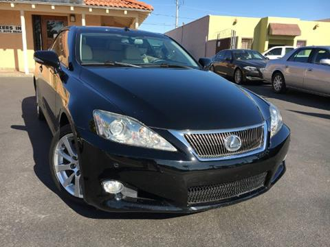 2010 Lexus IS 250C for sale in Phoenix AZ