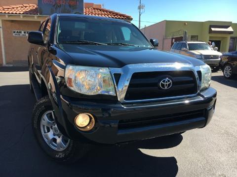 2006 Toyota Tacoma for sale in Phoenix AZ