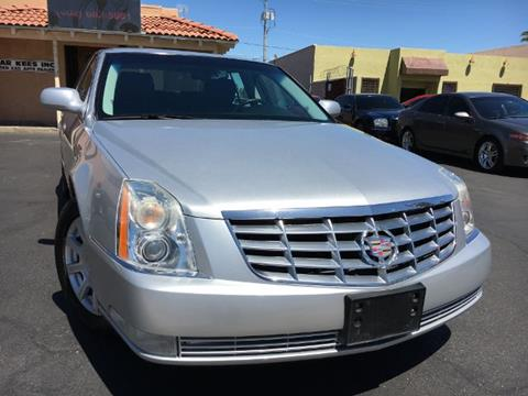 2010 Cadillac DTS for sale in Phoenix, AZ