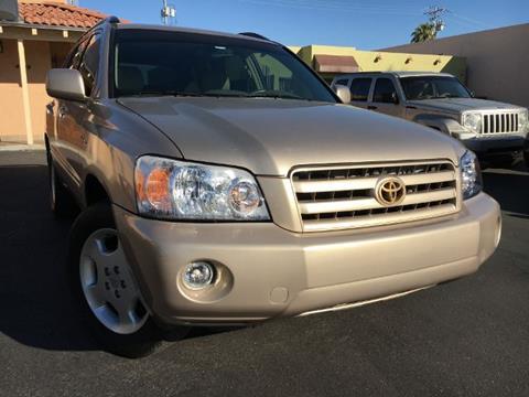 2005 Toyota Highlander for sale in Phoenix AZ