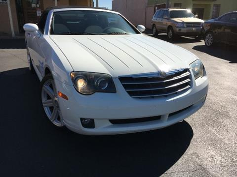 2005 Chrysler Crossfire for sale in Phoenix AZ