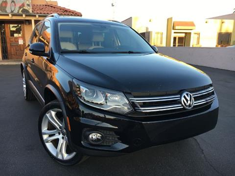 2013 Volkswagen Tiguan for sale in Phoenix AZ