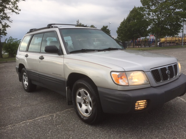 2001 subaru forester l awd 4dr wagon in inwood ny inwood. Black Bedroom Furniture Sets. Home Design Ideas