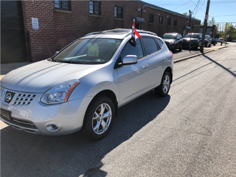 2008 Nissan Rogue for sale in Inwood, NY