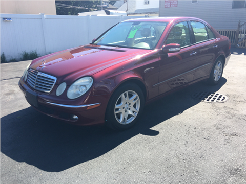 2006 Mercedes-Benz E-Class for sale in Inwood, NY