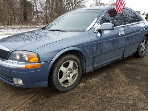 2000 Lincoln LS