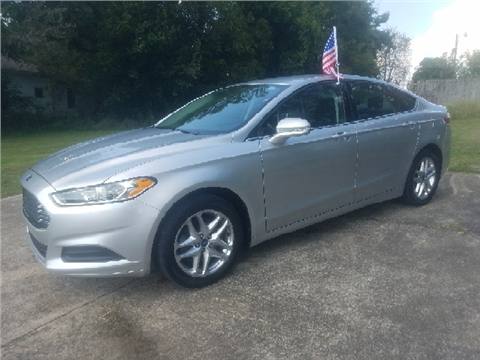 2013 Ford Fusion for sale in Mayfield, KY