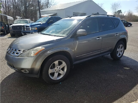 2005 Nissan Murano for sale in Mayfield, KY