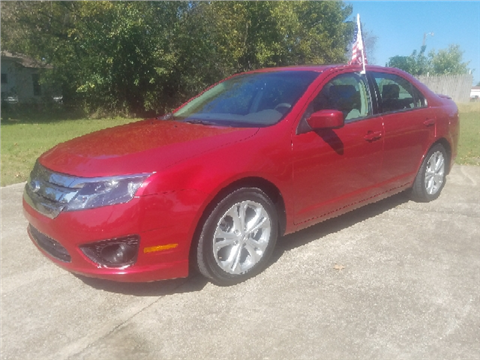 2012 Ford Fusion for sale in Mayfield, KY