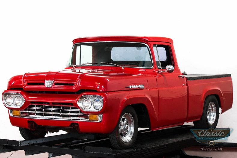1960 ford f 100 for sale   carsforsale