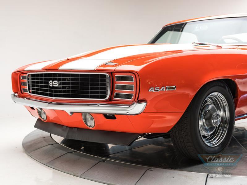 1969 Chevrolet Camaro For Sale In Iowa Carsforsale Com