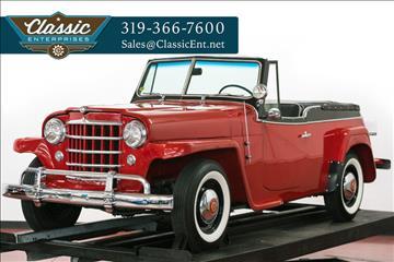 1951 Willys Jeepster for sale in Cedar Rapids, IA