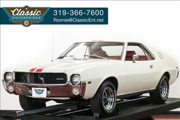 1969 AMC AMX for sale in Cedar Rapids, IA