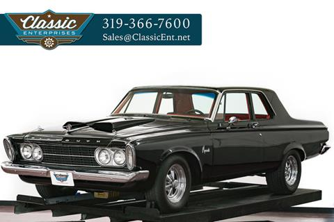 1963 Plymouth Savoy for sale in Cedar Rapids, IA